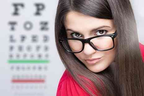 Concept Eye Clinic - Eye Test Plus Glasses  - Save 50%