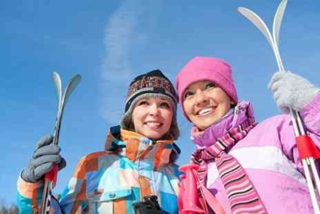 Sandown sports club ltd - Skiing Lessons For Adult Beginners - Save 76%