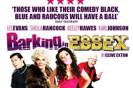 Wyndhams Theatre - Tickets to Barking In Essex Starring Lee Evans and Sheila Hancock - Save 28%