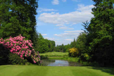 Puttenham Golf Club - 18 Holes of Golf for Two People - Save 62%
