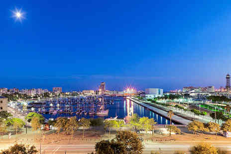 H10 Port Vell Hotel - The Timeless Magic of Thriving Barcelona - Save 45%