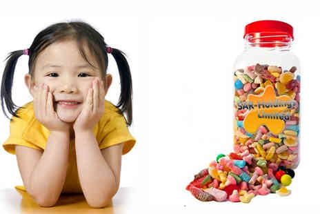 Buy something - Kids own jar of penny sweets - Save 50%