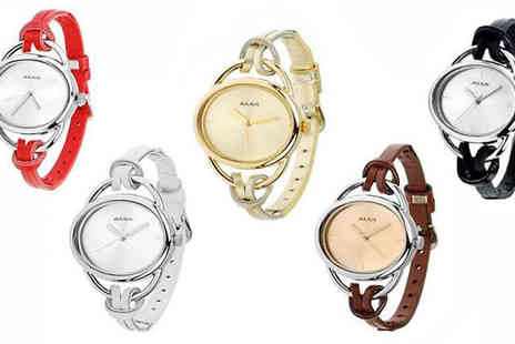 Suga Rush Love - Classic styled strap watch - Save 89%
