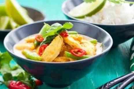 Orchid Thai - Three course Thai meal for two - Save 64%