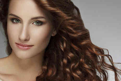 Studio 72 Hair Salon - luxury cut and blow dry with deep conditioning treatment - Save 50%