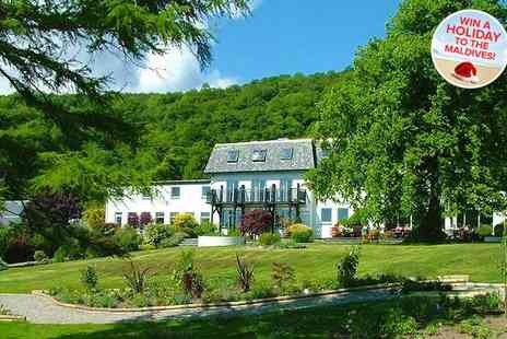 The Onich Hotel - One night scenic Scottish stay for two people including breakfasts - Save 45%