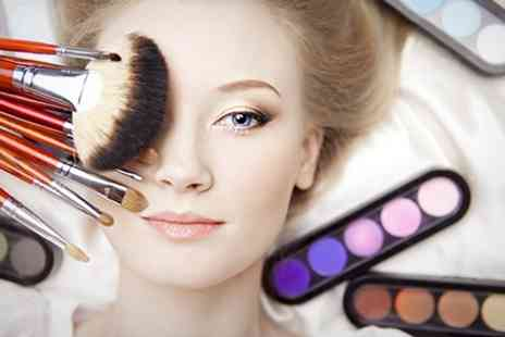 The Studio Academy - Three Hour Introductory Make Up Class - Save 81%