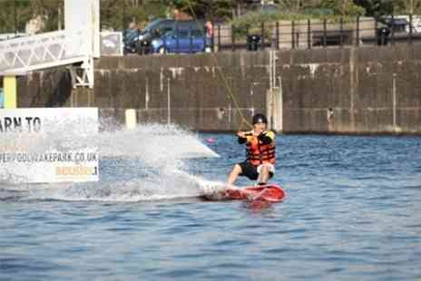 Liverpool Wake Park - One Hour Wakeboarding Lesson - Save 53%