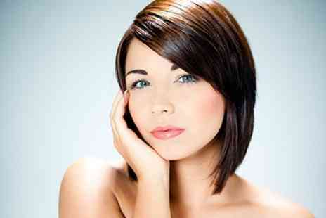 Sarenity Hair and Beauty - Cut and Blow Dry With Highlights or Colour - Save 62%