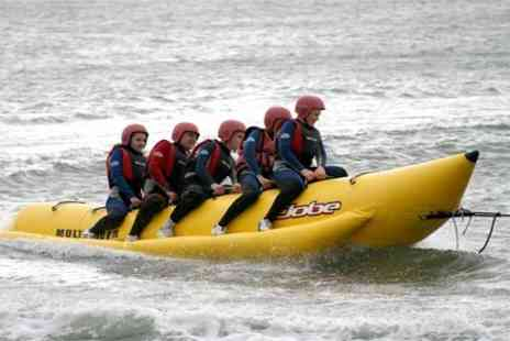 East Coast Adventure - Canoeing Banana Boating and Pier Jumping - Save 50%