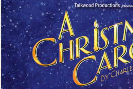 Talkwood Productions - Ticket to See A Christmas Carol - Save 27%