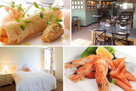 The Angel Hotel - Two Night Suffolk Stay for Two with Three Course Dinner on Both Evenings and Daily Breakfast - Save 49%