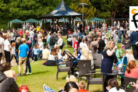 Cheshire Food Festival - Tickets to The Cheshire Food Festival for Two Adults - Save 50%