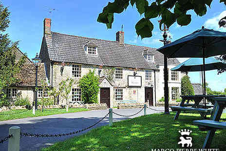 The Horse & Groom Inn - Two Night Stay for Two People with Daily Full English Breakfast - Save 56%