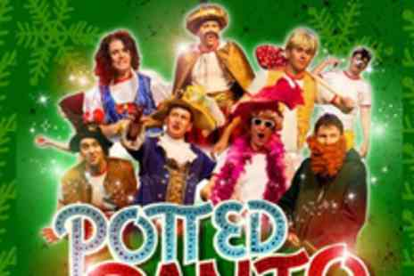 Vaudeville Theatre - Ticket for the Potted Panto - Save 53%
