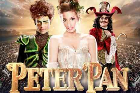 The Ticket Factory - Peter Pan Arena Ticket - Save 50%