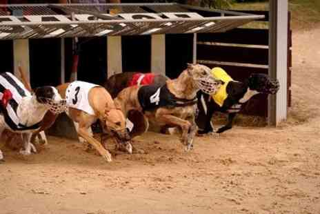 Henlow Racing - Greyhound Racing Night For Two With Meal and Racecard - Save 65%