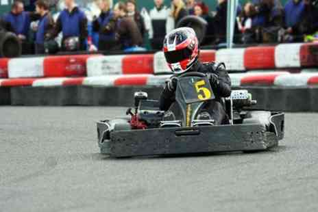 The Midland Karting - One Hour Racing For One - Save 50%