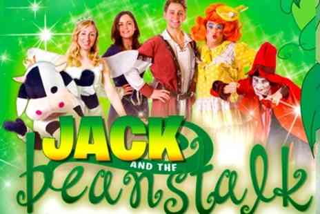 Peepul Centre - Pantomime Ticket to Jack and the Beanstalk - Save 28%