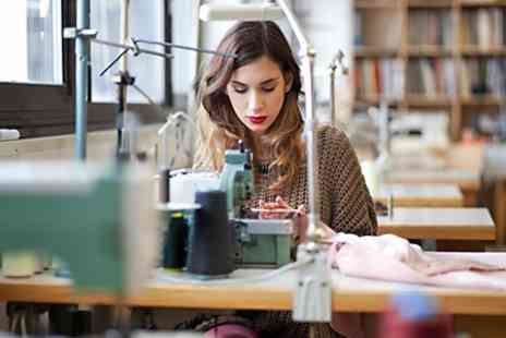 The Threadworks - Beginners Sewing or Dressmaking Workshop - Save 50%