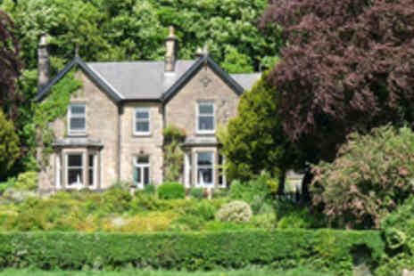 Holmefield Guest House - Five Star Peak District Getaway for Two - Save 44%