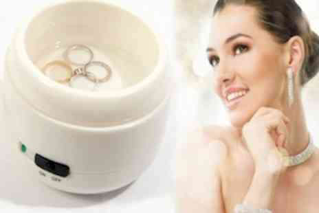 Simply Live - Ultrasonic Jewellery Cleaner - Save 56%