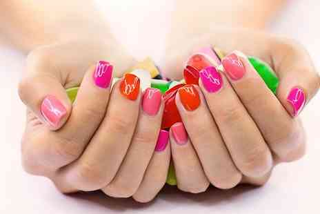 PharmaClinix - Pamper yourself silly with a gel manicure and pedicure  - Save 50%