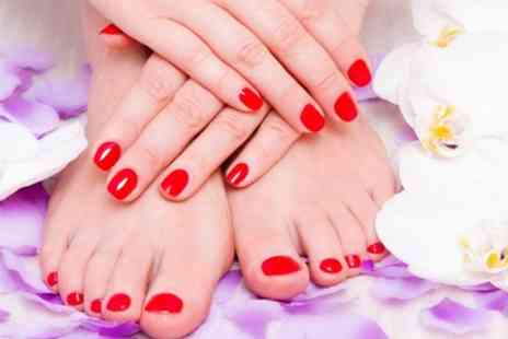 Yorkshire Rose Beauty - Nail Treatments - Save 71%