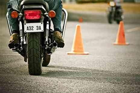 Dorset Advanced Motorcycle Training - Direct Access Scheme - Save 52%