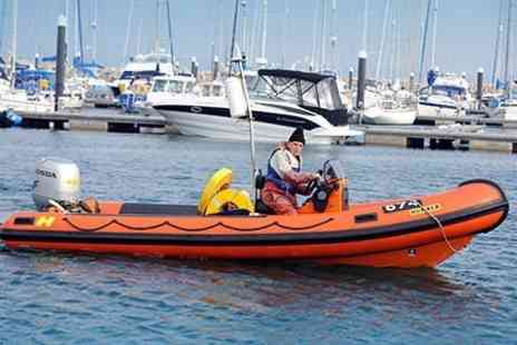 BH Marine - RYA Powerboating Course - Save 43%