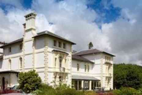 The Falcondale - One Night Country Retreat For Two With Seven Course Tasting Menu - Save 52%