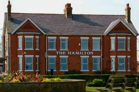 The Hamilton Hotel - In Great Yarmouth One Nights For Two With Breakfast - Save 48%