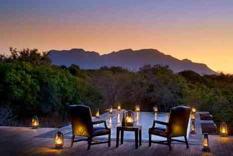 Vuyani Safari Lodge - South Africa Safari Five Nights Stay With Meals and Transfers For Two - Save 35%