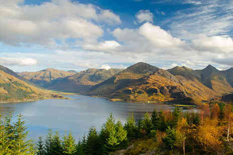 Innseagan House Hotel - Highland Stay in the Shadow of Ben Nevis - Save 49%