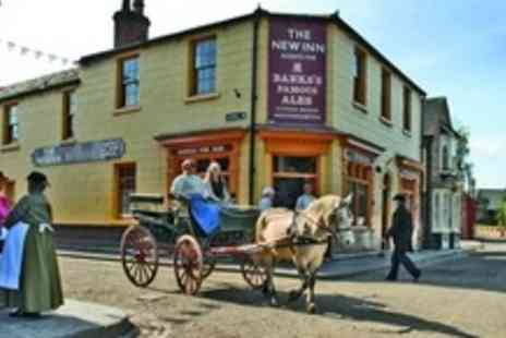 The Ironbridge Gorge Museums - Ticket To Blists Hill Victorian Town For One - Save 67%