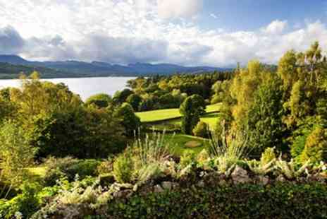 Miller Howe - Lake District Deluxe Dining Escape for 2 - Save 34%