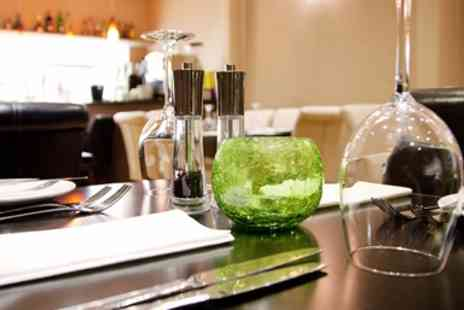 The Dining Room - Dinner for Two With Bubbly - Save 48%