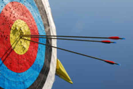 Stratford Archery Centre - Half Day Archery Experience for One or Two People - Save 77%