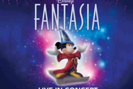 Apollo Digital - Tickets to Disneys Fantasia Live in Concert - Save 50%