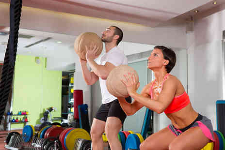 Fit Body Boot Camp - Six Weeks Group Personal Training with Unlimited Sessions - Save 87%