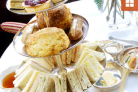 Radisson Blu Hotel - Festive Champagne Afternoon Tea for Two - Save 52%