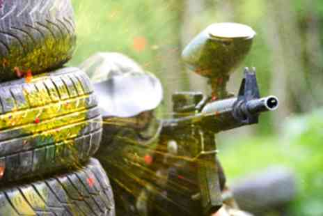 Ministry Of Paintball - Lifetime Membership - Save 97%