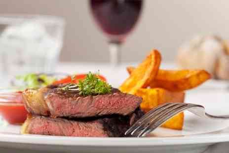 Grosvenor Hotel - Two course meal - Save 58%