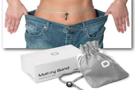 Malory Band - A Centuries Old Technique For Losing And Maintaining Weight - Save 40%