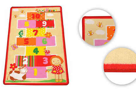 MH Group - Make learning fun & colourful with this special play mat - Save 49%