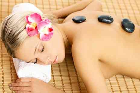 Affinity - One Hour Swedish Massage With Hot Stones - Save 28%