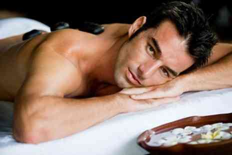 NDT Health & Fitness - Mens Pampering Massage Facial and Mani - Save 67%
