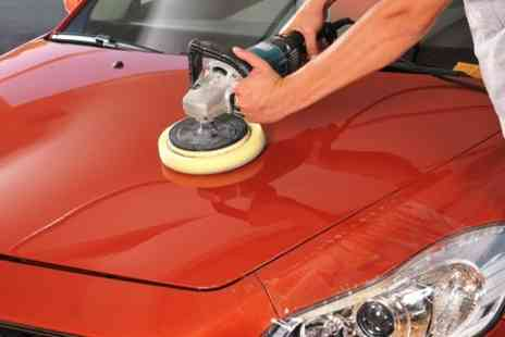 Redbridge MOT Centre - Scratch and Paintwork Touch Up - Save 28%