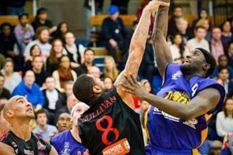London Lions Basketball - Pair of Tickets - Save 52%