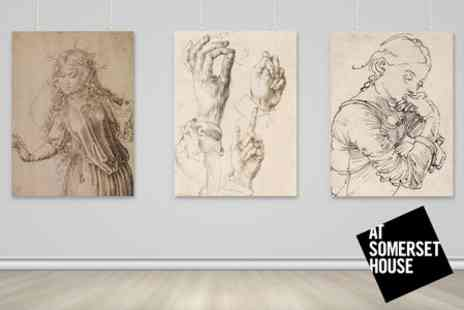 Courtauld Gallery - The Young Durer Drawing The Figure - Save 17%